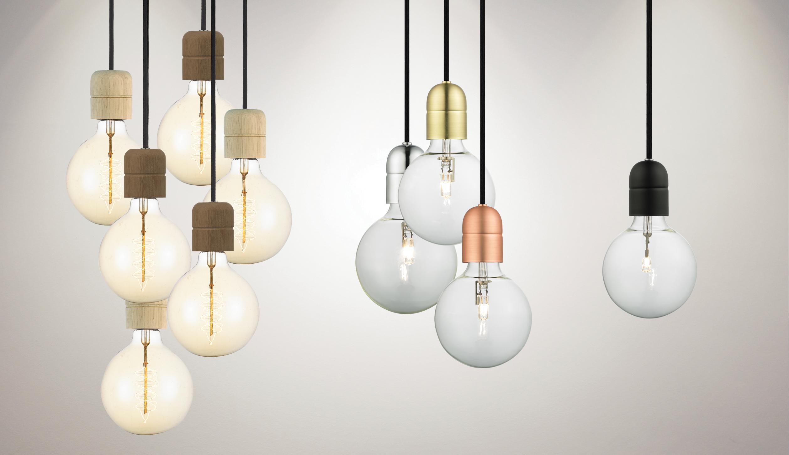 Faites rentrer la cr ativit dans votre maison gr ce aux for Suspension 4 ampoules